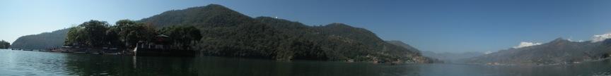 Himalayan Hills in Nepal