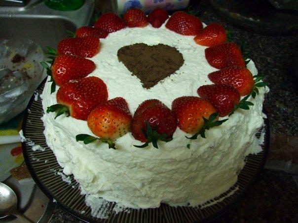 Kosher Vegetarian Dairy Chocolate Layer Cake